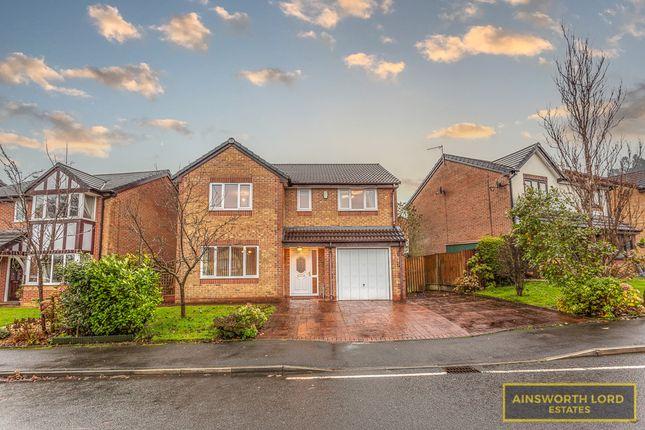 Thumbnail Detached house for sale in Dalglish Drive, Ferhurst Farm, Blackburn
