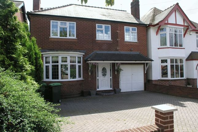 Thumbnail Detached house for sale in Haden Park Road, Cradley Heath