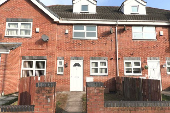 Thumbnail Town house for sale in Bolton Avenue, Kirkby, Liverpool