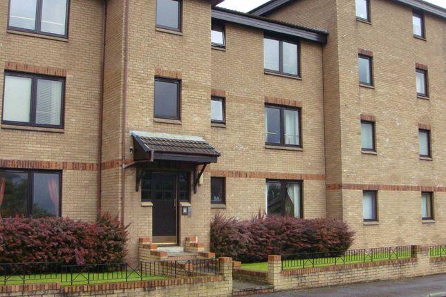 Thumbnail Flat to rent in Southbank Drive, Kirkintilloch, Glasgow