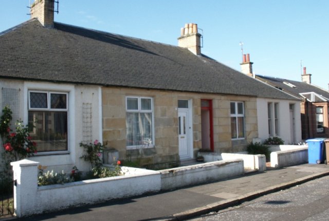 Thumbnail Cottage to rent in Bank Street, Prestwick, South Ayrshire, 1Pt