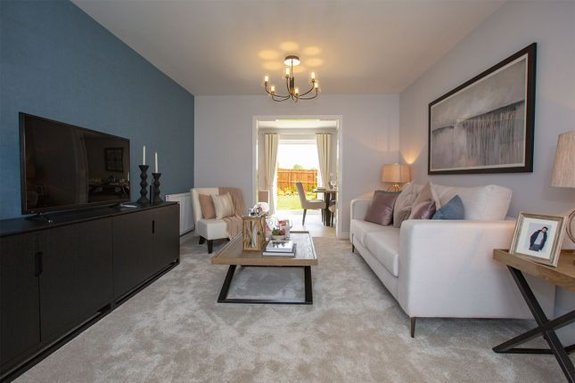 """2 bedroom semi-detached house for sale in """"The Harcourt"""" at Roecliffe Lane, Boroughbridge, York"""