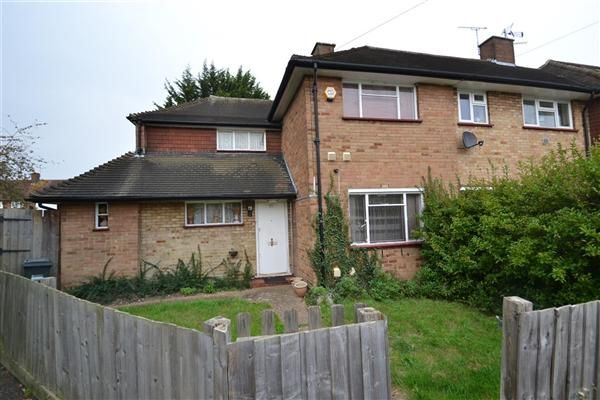 End terrace house for sale in Cygnet Avenue, Feltham