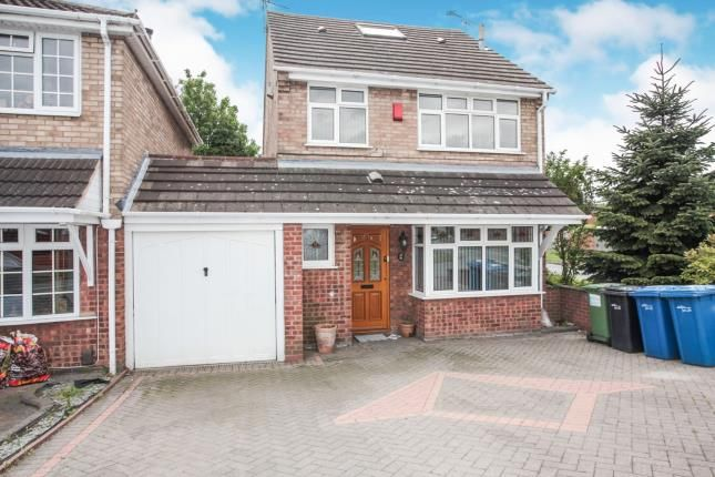 Thumbnail Link-detached house for sale in Brookweed, Tamworth, Staffordshire, West Midlands