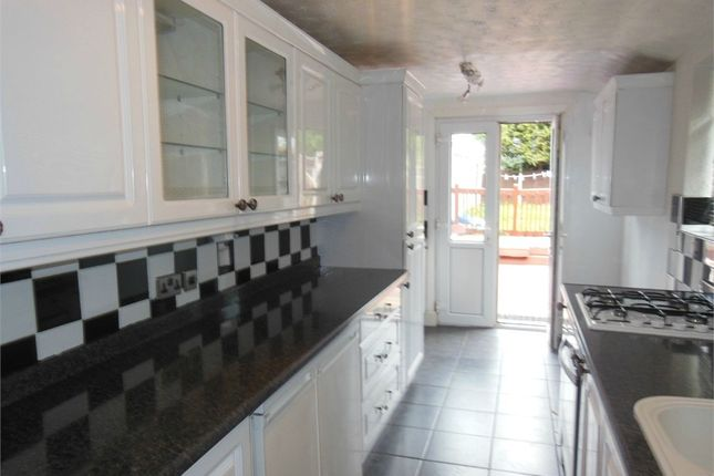 Thumbnail Terraced house to rent in Peel Street, Langley Mill, Nottinghamshire