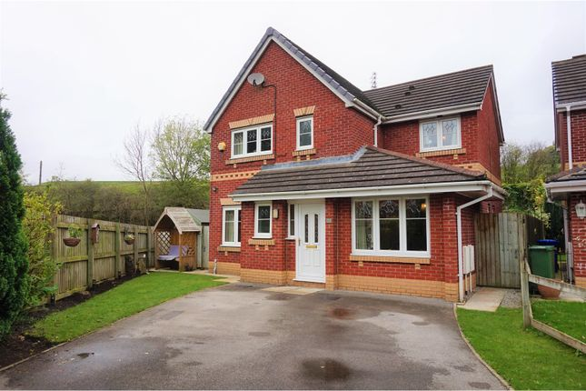 Thumbnail Detached house for sale in Longlands Drive, Godley, Hyde