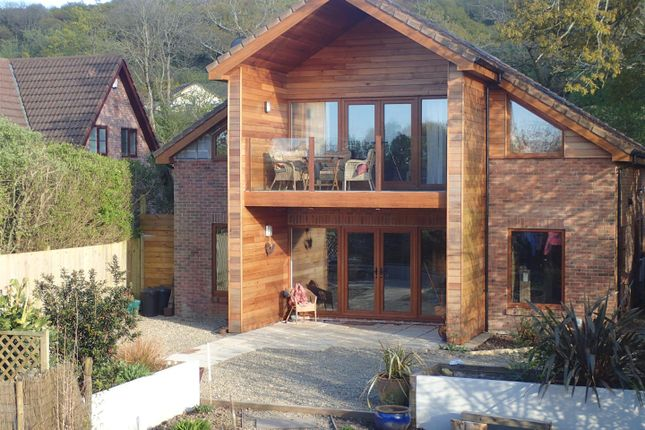 Thumbnail Detached house for sale in Heol Llanelli, Trimsaran, Kidwelly