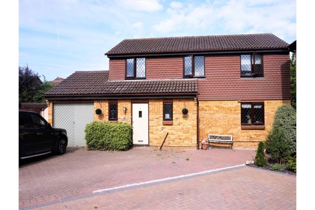 Thumbnail Detached house for sale in The Mead, West Malling