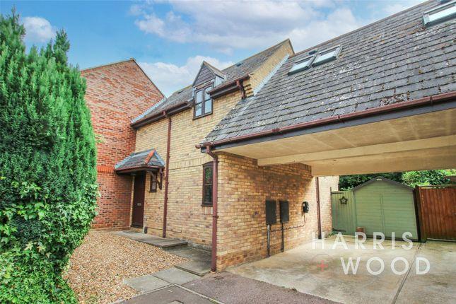 2 bed semi-detached house for sale in Aldeburgh Gardens, Highwoods, Colchester CO4