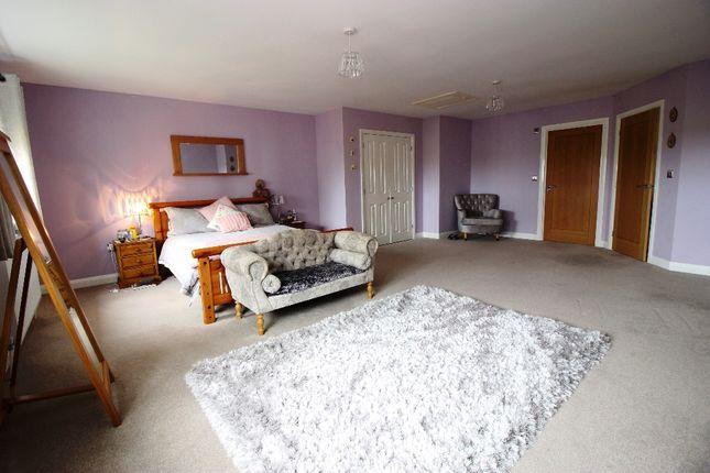 Master Bedroom of London Road, West Kingsdown TN15
