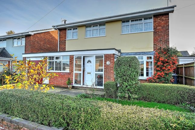 Thumbnail Detached house for sale in Herons Close, Oulton