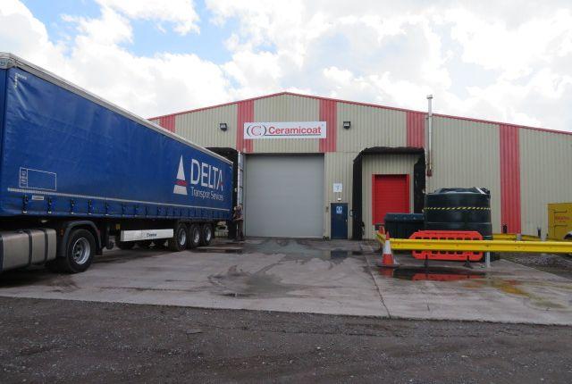 Thumbnail Industrial to let in Walrow Industrial Estate, Highbridge