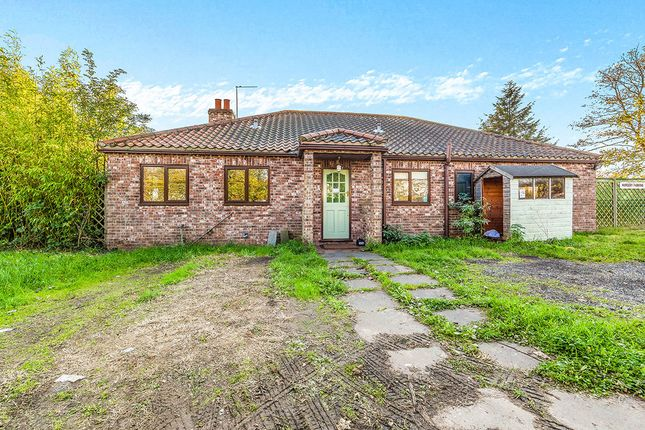 Thumbnail Bungalow for sale in Prospect Farm, Misson Springs, Doncaster