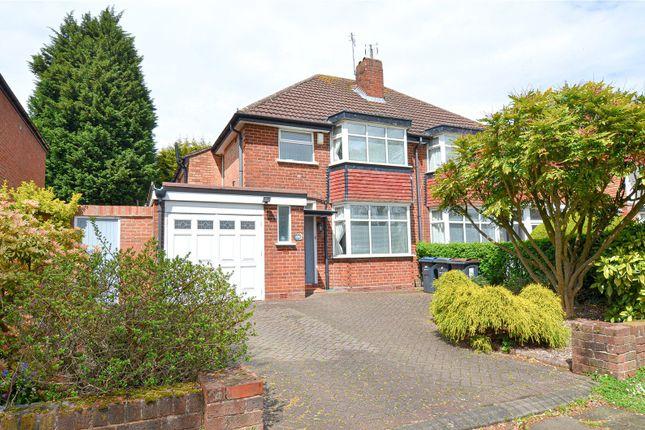 3 bed semi-detached house for sale in Wheelers Lane, Birmingham B13