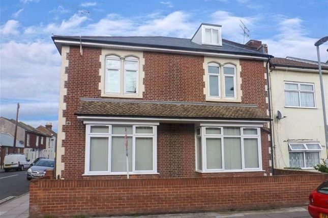 Thumbnail Flat to rent in Queens Road, Portsmouth
