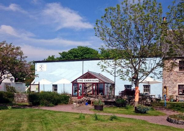 Thumbnail Restaurant/cafe for sale in The Garrison Gift Shop & Café, Harbour House, Shore St, Helmsdale