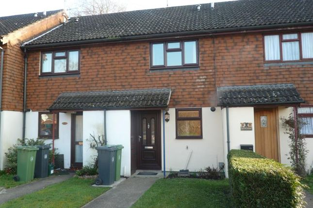 Thumbnail Terraced house to rent in Vine House Close, Mytchett, Camberley