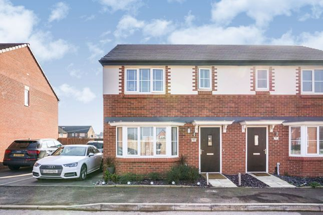 Thumbnail Semi-detached house for sale in Bearwood Road, Liverpool