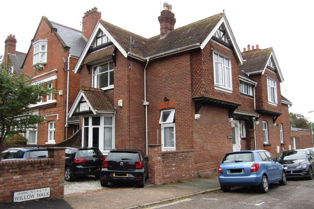 1 bed flat to rent in Pennsylvania Road, Exeter EX4