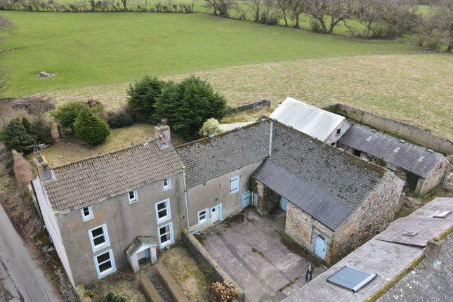 Thumbnail Farmhouse for sale in Greysouthen, Cockermouth
