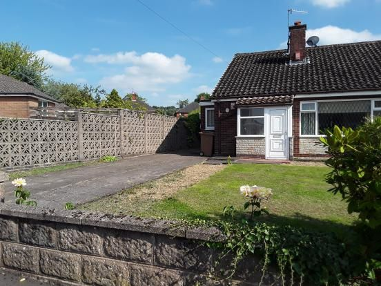 Thumbnail Bungalow to rent in Poole Avenue, Baddeley Green, Stoke On Trent, Staffordshire
