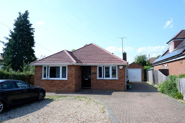 Thumbnail Bungalow for sale in Byron Road, Twyford, Reading, Berkshire