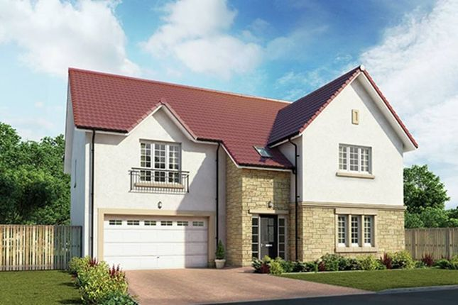 "Thumbnail Detached house for sale in ""The Moncrief"" at Liberton Gardens, Liberton, Edinburgh"