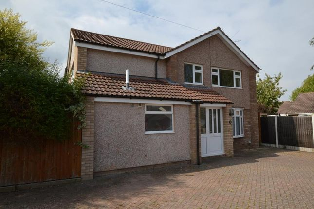 Thumbnail Detached house for sale in Arundells Way, Creech St. Michael, Taunton, Somerset