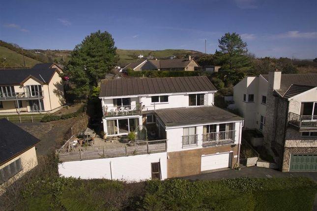 Thumbnail Detached house for sale in Golwg Y Mor, Corbett Lane, Aberdyfi, Gwynedd