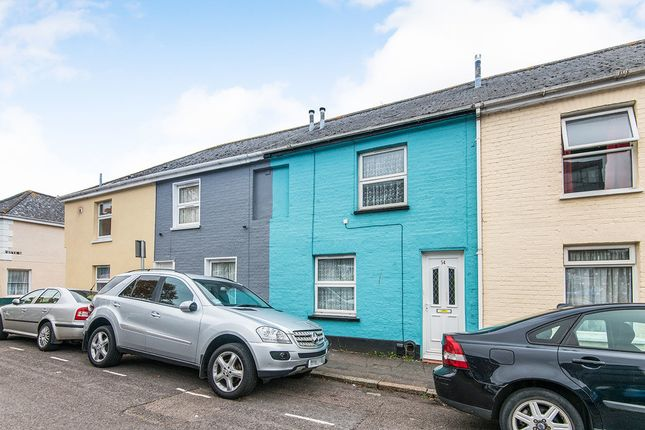 Thumbnail Terraced house to rent in Parr Street, Exeter