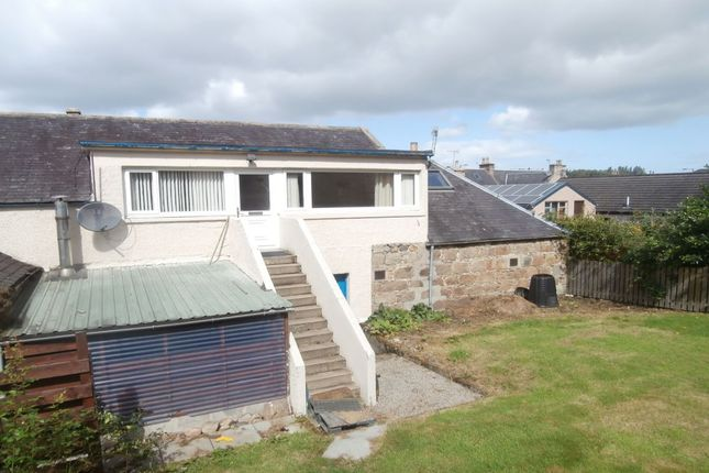 Thumbnail Flat to rent in High Street, Aberlour