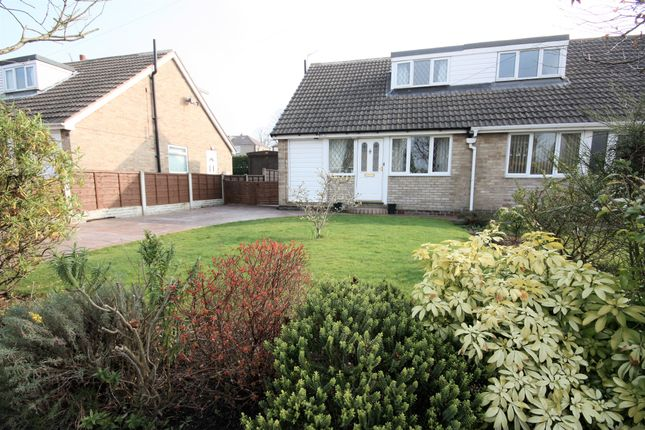 Thumbnail Semi-detached bungalow to rent in Morwick Grove, Scholes, Leeds