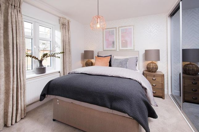 """Double Bedroom of """"Hadley"""" at Spring Grove Gardens, Wharncliffe Side, Sheffield S35"""