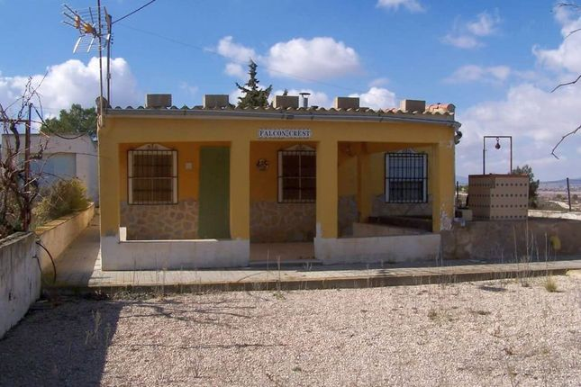 3 bed country house for sale in Monòver, Spain
