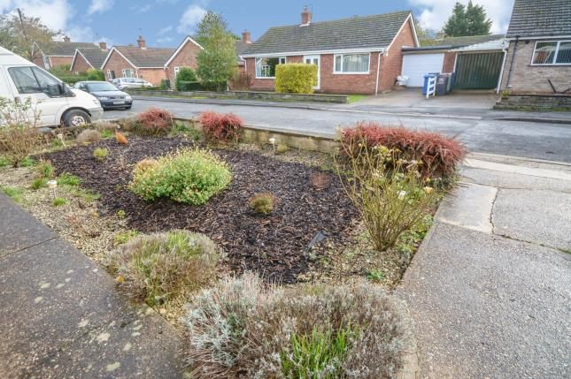 Front Views of Ryland Gardens, Welton, Lincoln, Lincolnshire LN2