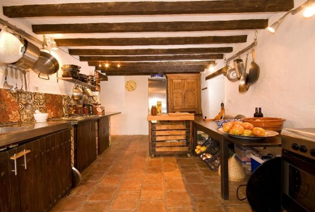 Kitchen of Spain, Málaga, Pizarra