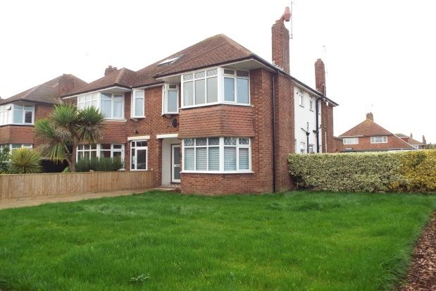 Thumbnail Flat to rent in Douglas Close, Goring-By-Sea, Worthing