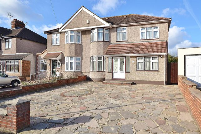 Thumbnail Semi-detached house for sale in Mossford Lane, Ilford