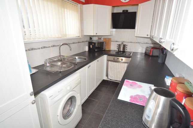 Kitchen of Grange Crescent, Barrow-In-Furness LA14