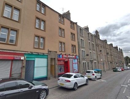 Thumbnail Flat to rent in Strathmartine Road, Strathmartine, Dundee