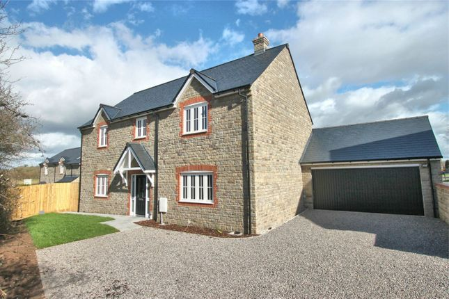 Thumbnail Detached house for sale in The Burltons, Cromhall, Wotton-Under-Edge