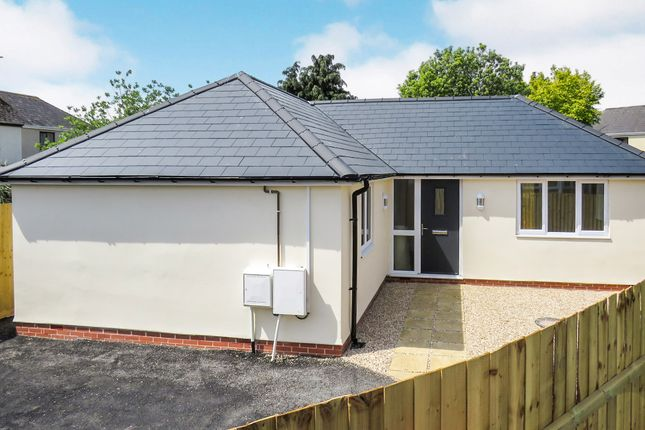 Thumbnail Detached bungalow for sale in Lambrook Way, Taunton