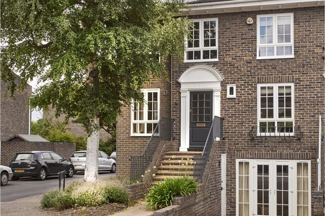 Thumbnail Terraced house for sale in Manor Road, Teddington