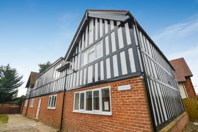 Thumbnail Flat to rent in The Stable Block, The Firs, Whitchurch