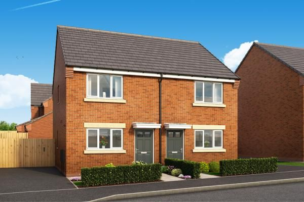 "Thumbnail Property for sale in ""The Levan At Lyndon Park "" at Harwood Lane, Great Harwood, Blackburn"