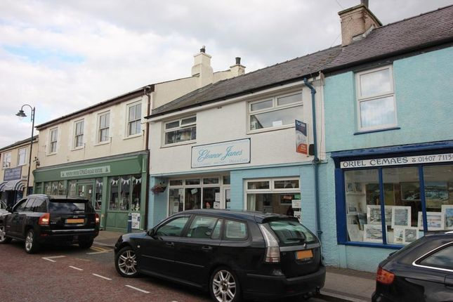 Thumbnail Terraced house for sale in High Street, Cemaes Bay