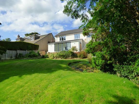Thumbnail Detached house for sale in Eccles Road, Chapel-En-Le-Frith, High Peak