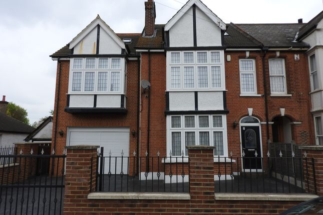 Thumbnail Semi-detached house to rent in Essex Road, Gravesend