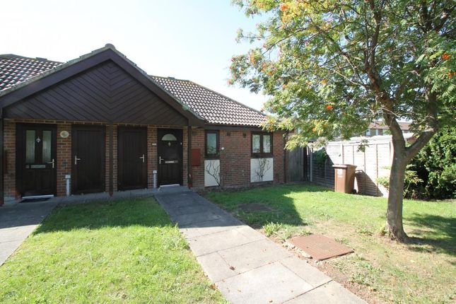 Semi-detached bungalow for sale in Gifford Close, Gillingham