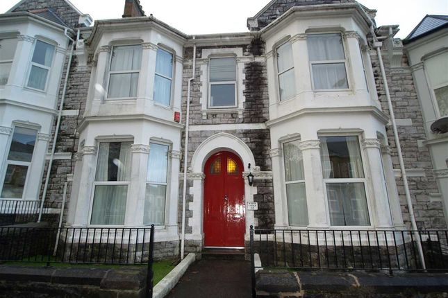 Thumbnail Property to rent in Sutherland Road, White Lodge, Plymouth